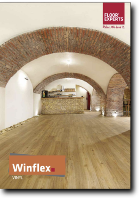Winflex floor catalog Floor Experts