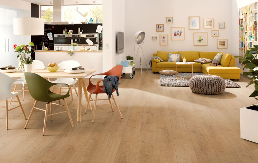 How Laminate Flooring Has Become a Floor Favorite