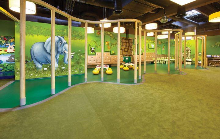 PVC Sport Floor