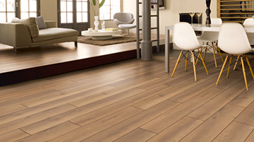 Durable laminate flooring Villeroy Boch