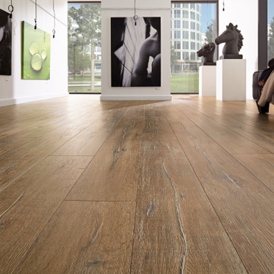Wood Parquet Flooring Prefinished Oak