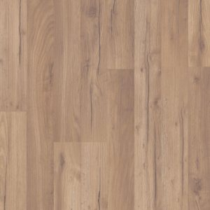 Installing laminate flooring over wood subfloor