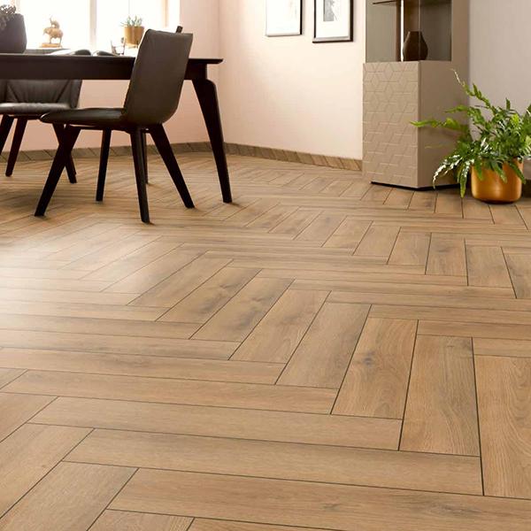 Laminate flooring OAK HARMONY VABHER-0805A0