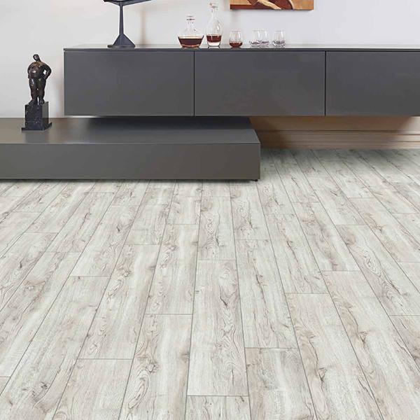 Laminate flooring OAK WHITE VABCOU-1207/0