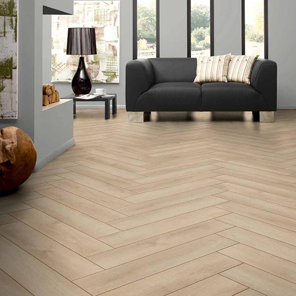 Laminate flooring OAK HARMONY BEIGE VABHER-0806A0