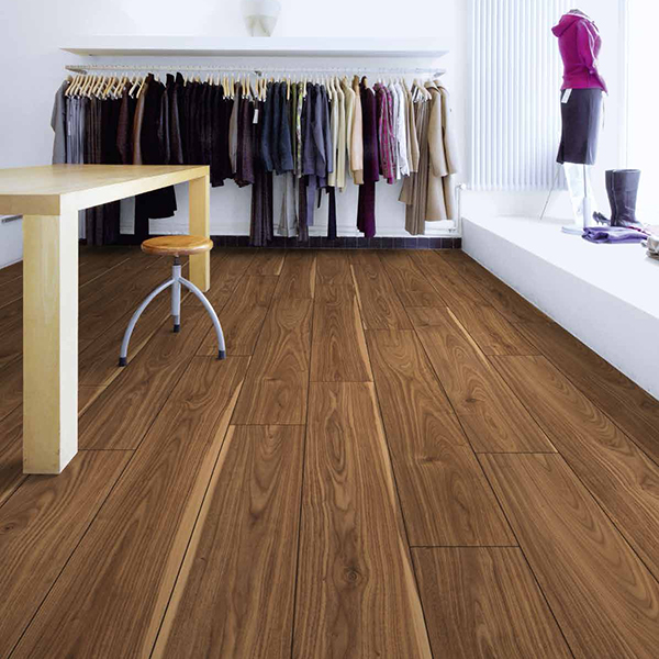 Laminate flooring WALNUT DUBLIN VABCOS-829V/0
