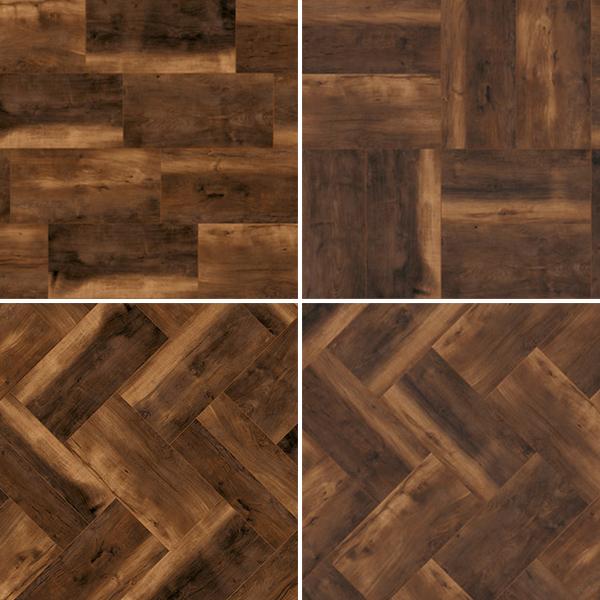 Laminate flooring K411 OAK LAGUNA KROTET-K411A0