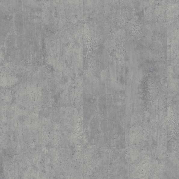 Laminate CONCRETE FONTIA GREY 5V EGPLAM-L004/0 | Floor Experts