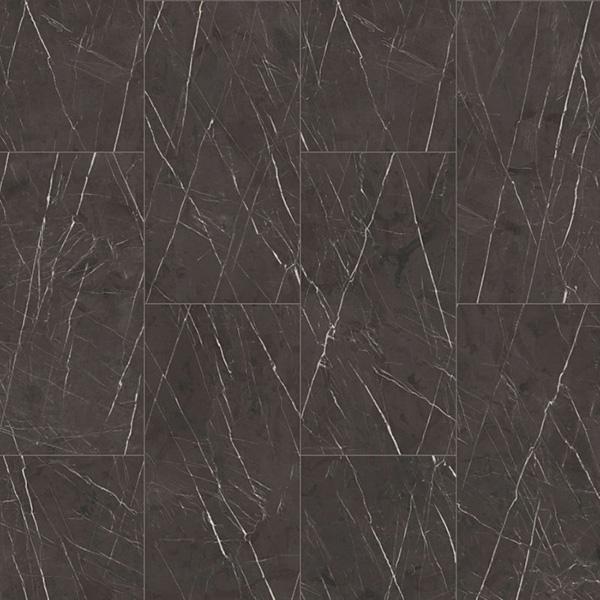 Laminate KROSIC-K409/0 K409 MARMOR BLACK PIETRA Krono Original Impressions