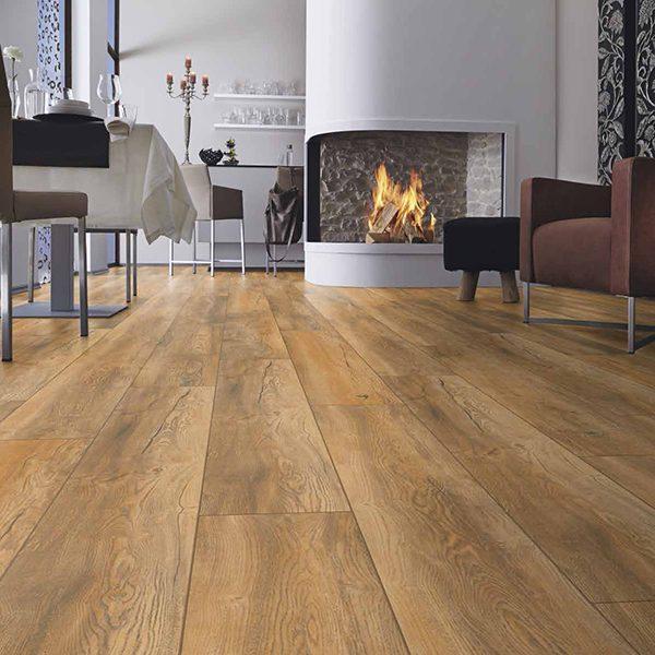 Laminate flooring OAK CASTLE VABCOU-1202/0
