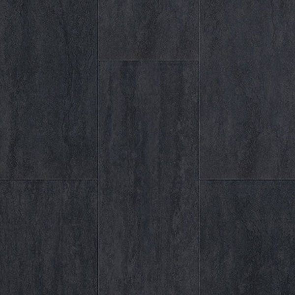 Laminate AQUCLA-TRA/01 TRAVERTIN ANTRACITE Aquastep Stone