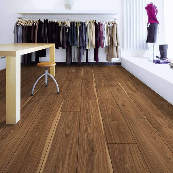 Laminate flooring WALNUT DUBLIN VABCOS-829V/0