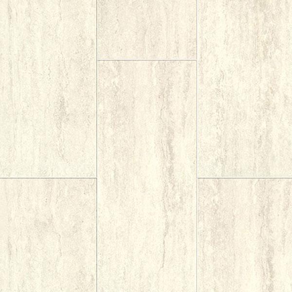 Laminate AQUCLA-TRW/01 TRAVERTIN WHITE Aquastep Stone