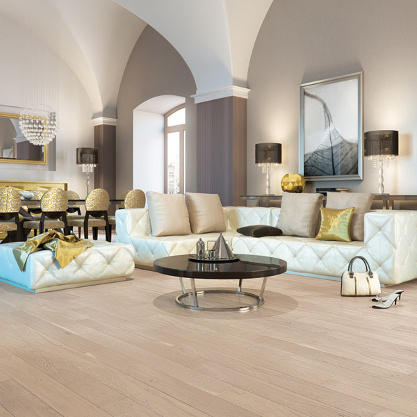 Parquet flooring OAK BERGEN ARTCOT-BER101