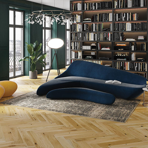 Parquet flooring OAK BONIFACIO ARTHER-BON100