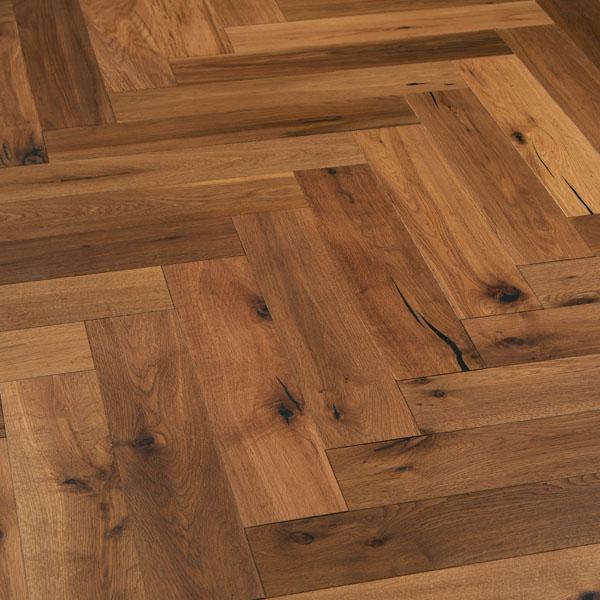 Parquet flooring OAK ASPEN HERALP-ASP010