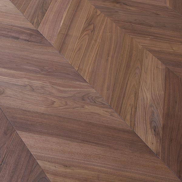 Parquet flooring WALNUT AMERICAN MERIBEL HERALP-MER010