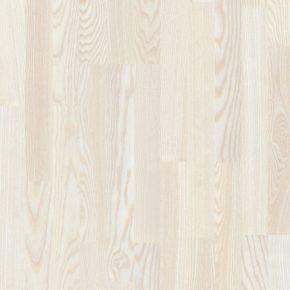 Parquets BOELON ASH071 ASH ANDANTE WHITE Boen Longstrip Parquet Flooring