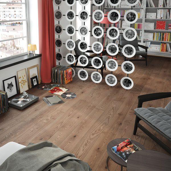 Parquet flooring ASH CERVINIA ARTCHA-CER101