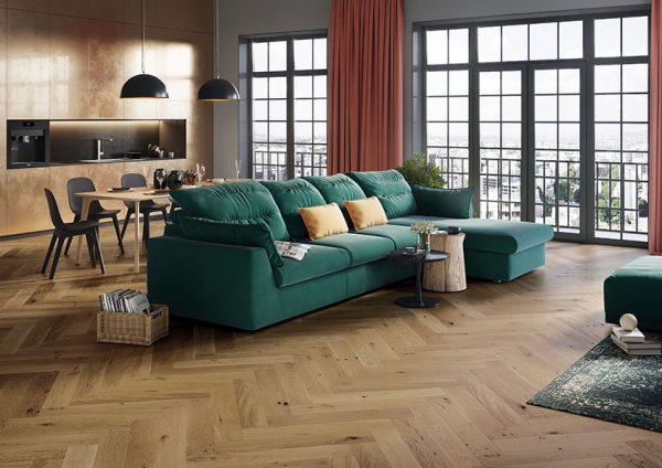 Parquet flooring OAK BASTIA ARTCOT-BAS100