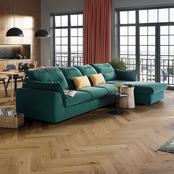 Parquet flooring OAK BASTIA ARTHER-BAS100