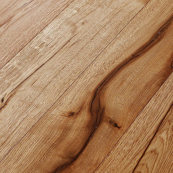 Parquet flooring OAK BURGUNDY HERCAS-BUR010