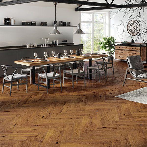 Parquet flooring OAK NAXOS ARTHER-NAX100