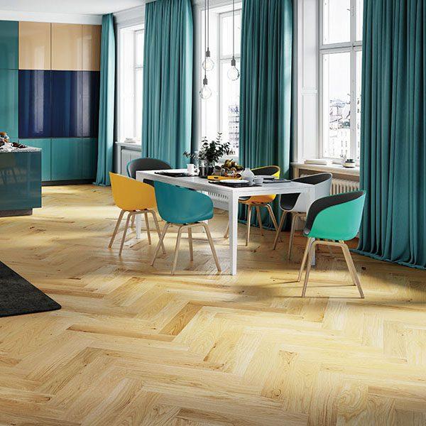 Parquet flooring OAK SORRENTO ARTHER-SOR100