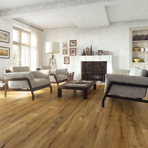 Parquet flooring OAK VERBIER ARTCHA-VER101