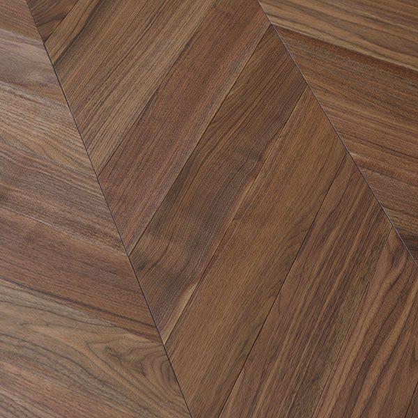 Parquet flooring WALNUT AMERICAN KITZBUHEL HERALP-KIT010