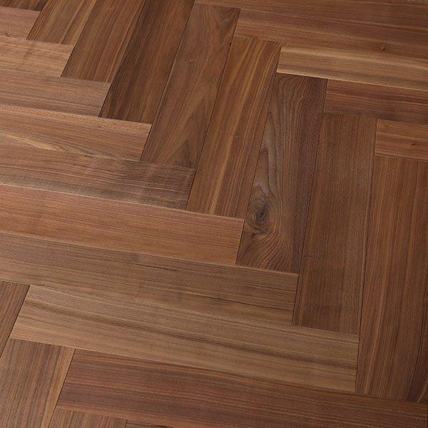Parquet flooring WALNUT AMERICAN ZERMATT HERALP-ZER010