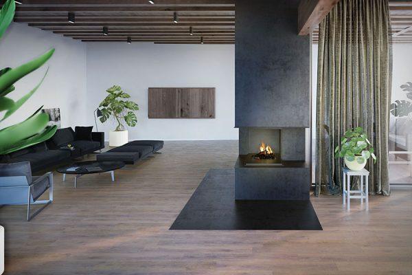 Vinyl flooring OAK RELIC WINSTB-1070