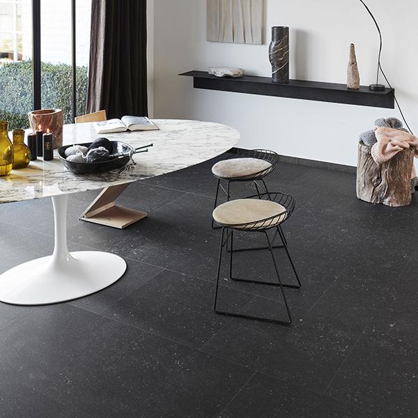 Vinyl flooring BLUESTONE DARK BERPC5-BLU100