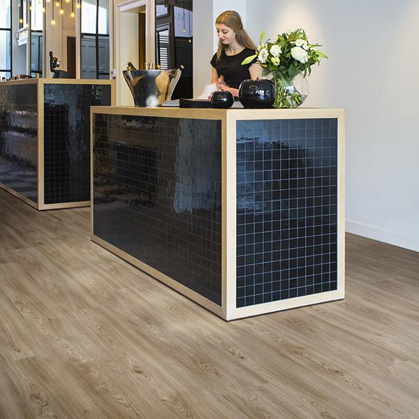 Vinyl flooring COLUMBIAN 636M BERPC5-COL040
